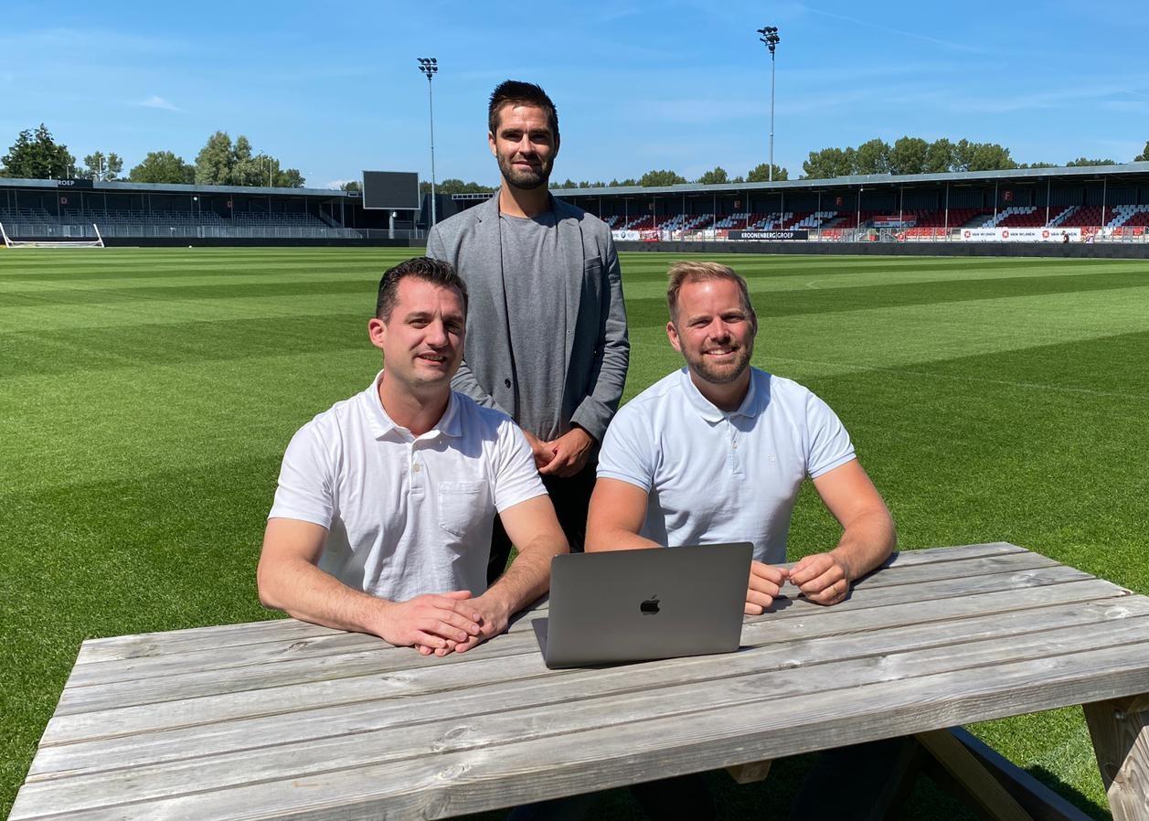 Almere City FC en Fin-Match goede combinatie