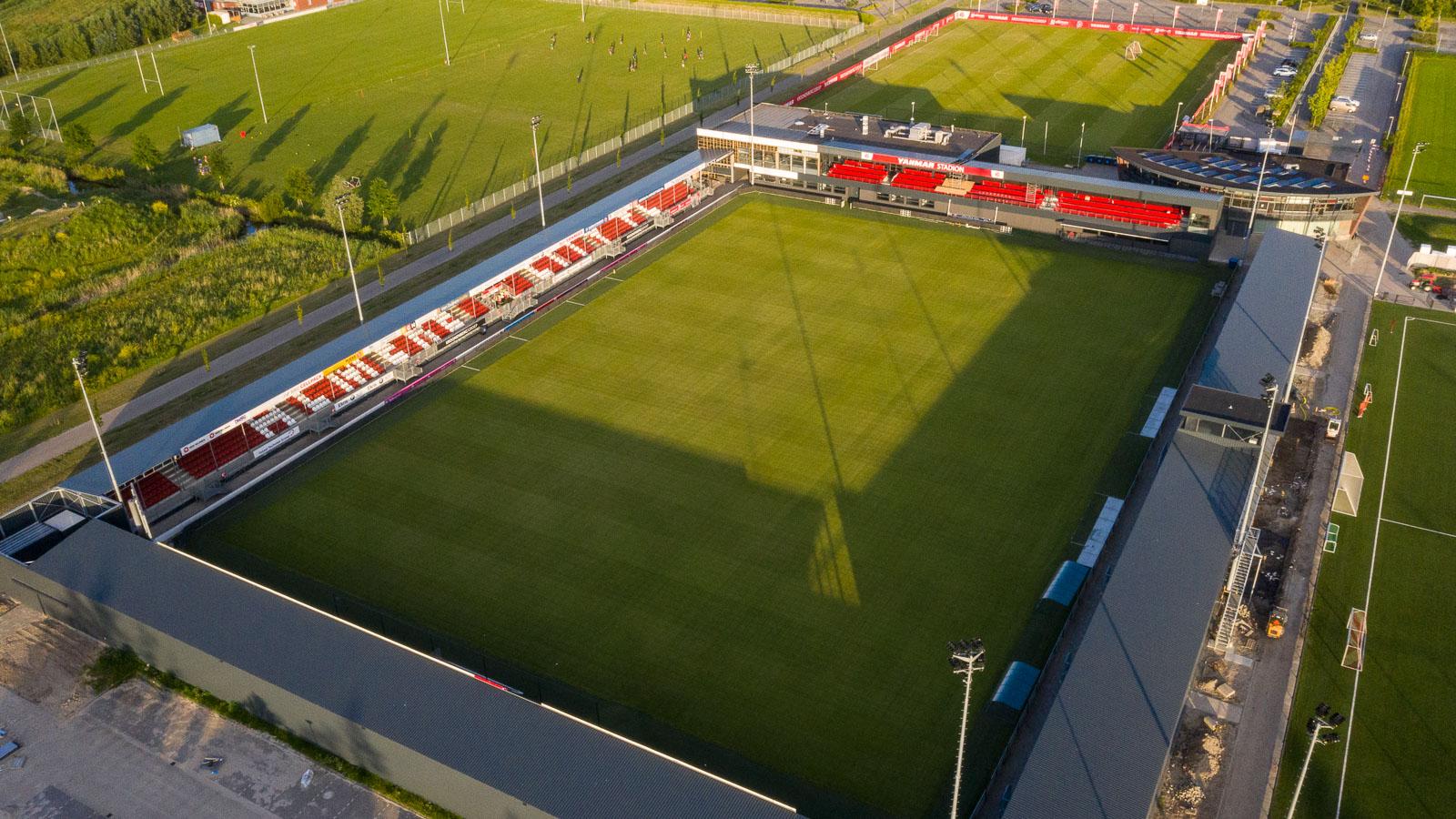 'Coronaproof' naar Almere City FC – Jong Ajax