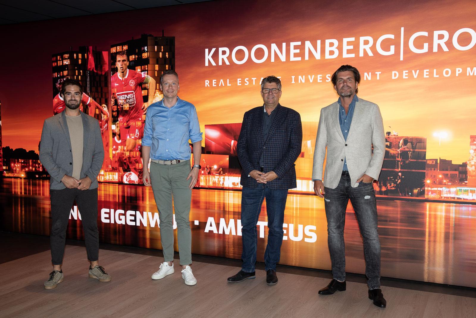 MAIN Energie en Almere City FC verlengen samenwerking
