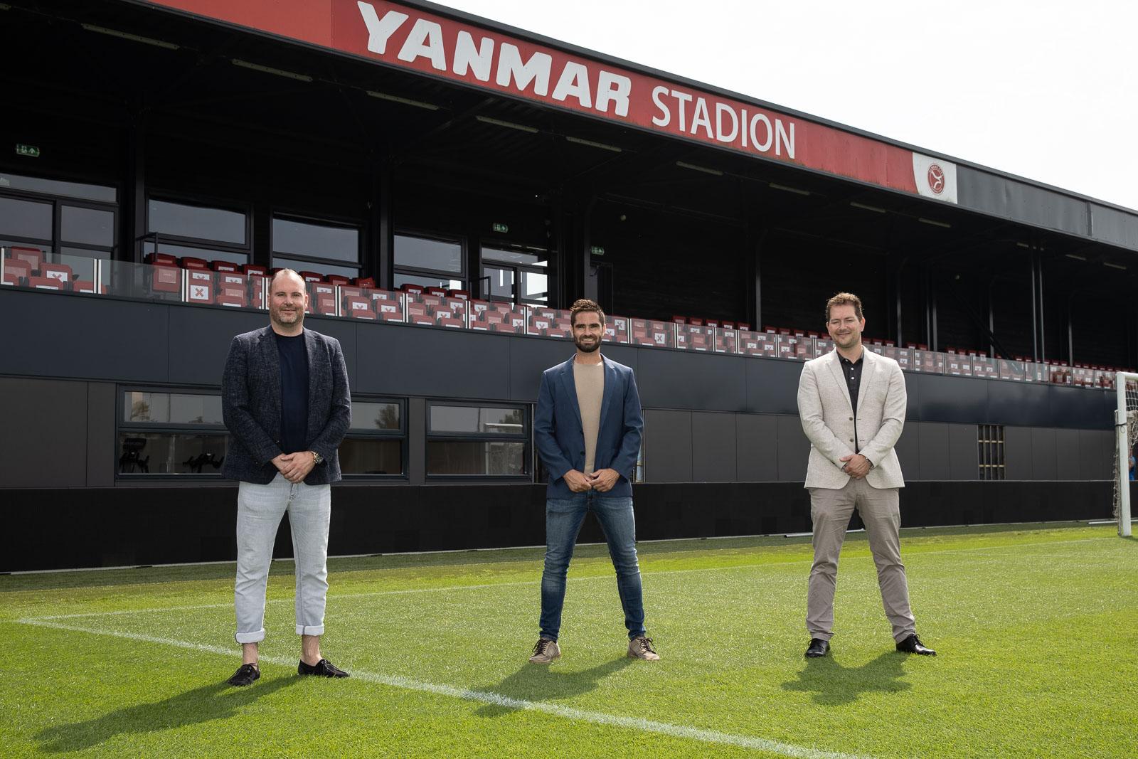 ZWS Incasso weer onderdeel van businessclub 'pionier' Almere City FC