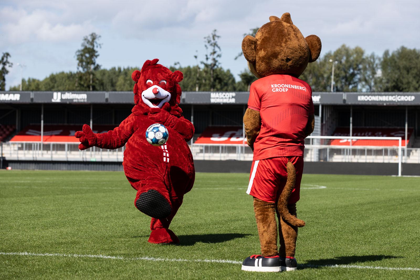 MASCOT® WORKWEAR verlengt samenwerking met Almere City FC