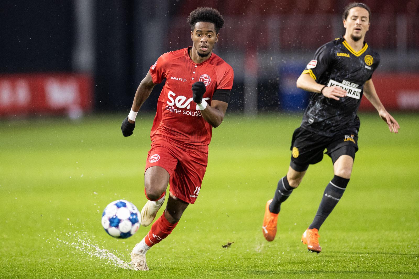 Speelschema tweede periode gewijzigd voor Almere City FC