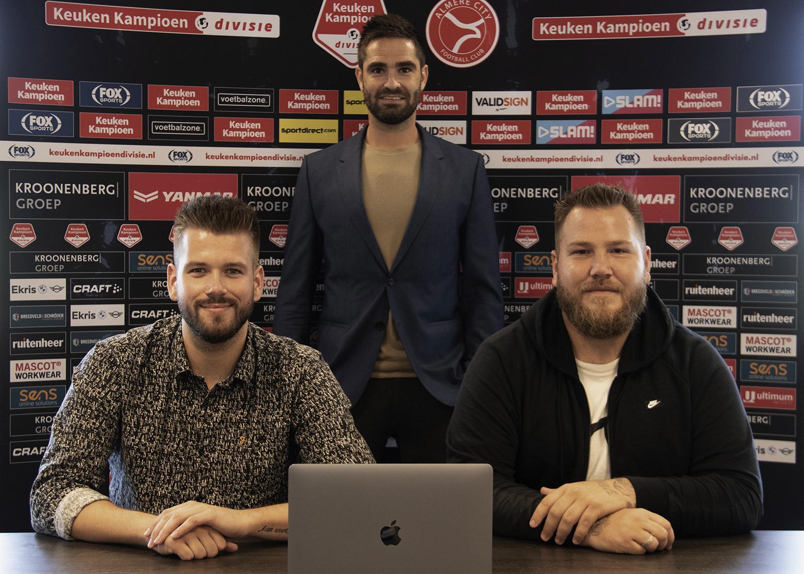 AllyLife start toffe samenwerking met Almere City FC