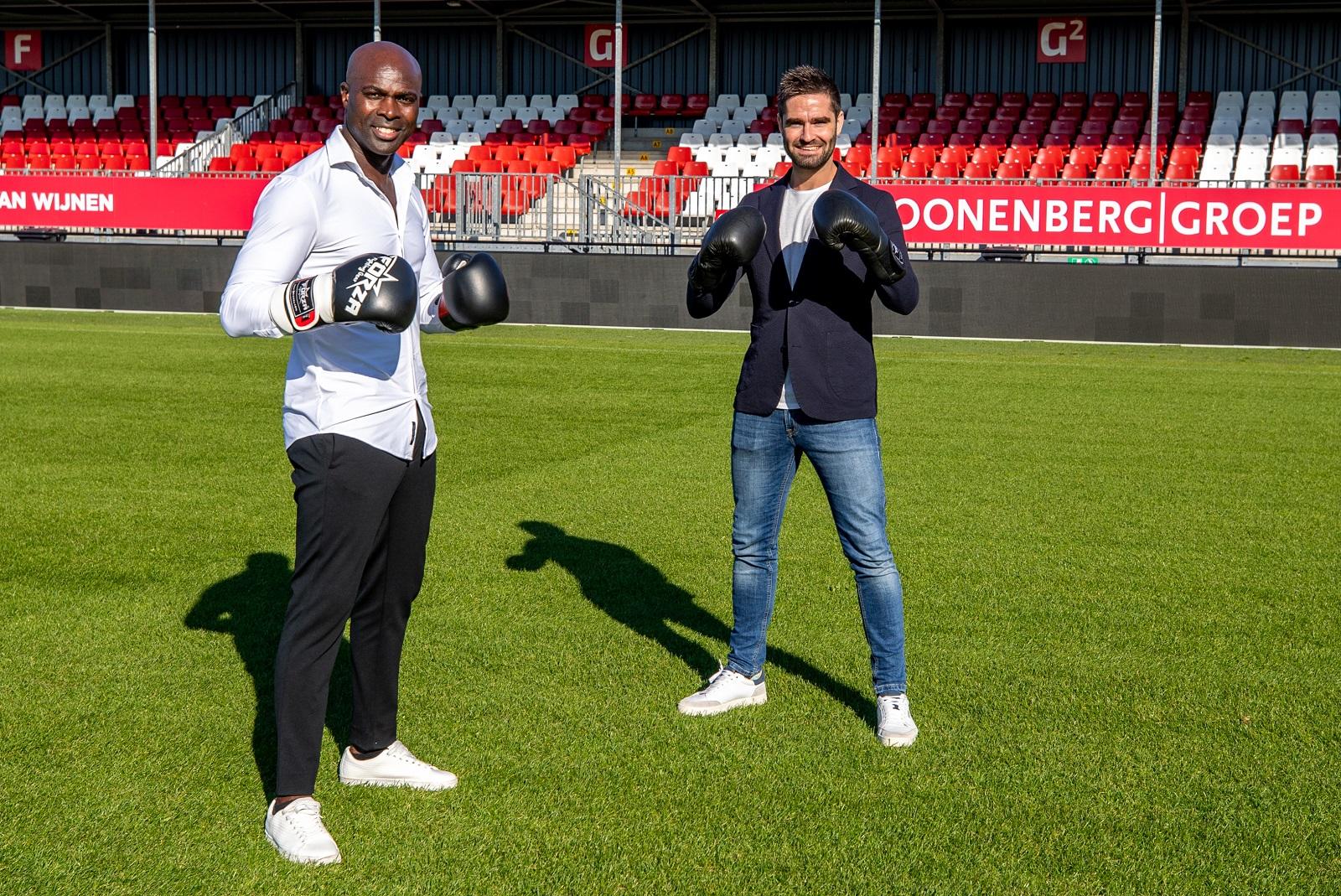 FITBYTREFF drijvende kracht achter Boxing Business Almere City FC