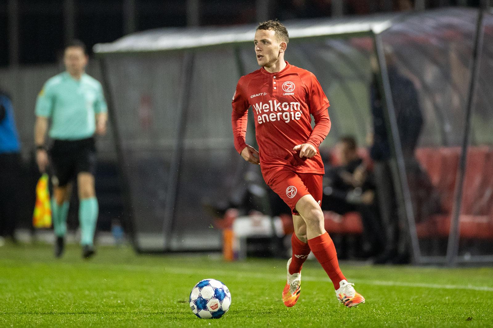 City FC wil remise-streak in Volendam doorbreken