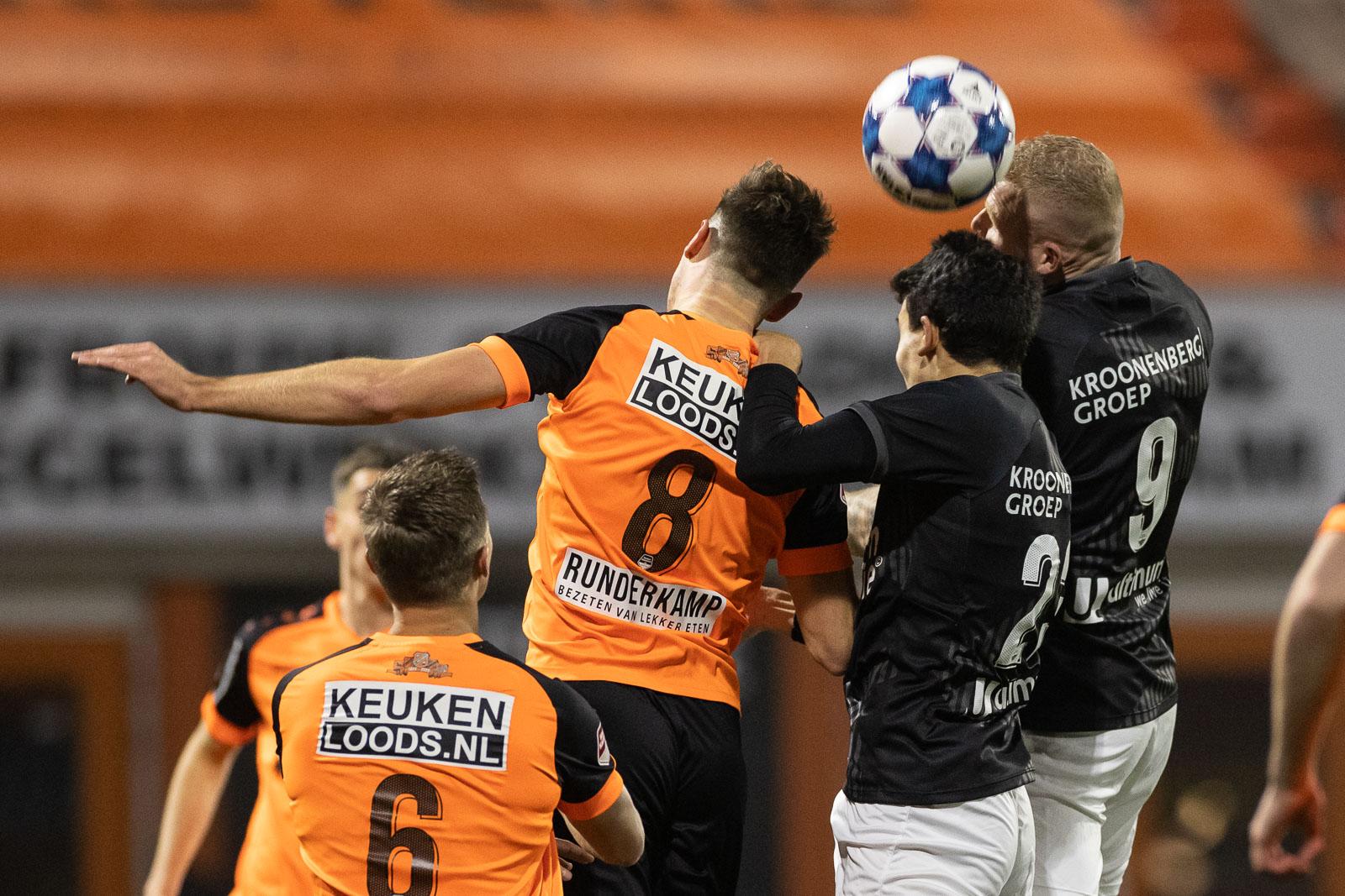 Almere City FC – FC Volendam naar 3 maart 18:45 uur