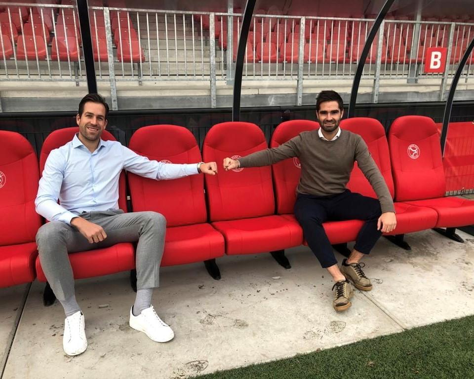 Tixxio treedt toe tot de businessclub van Almere City FC