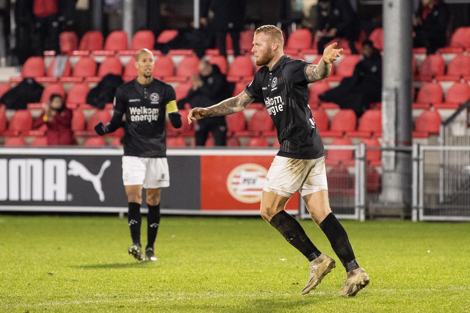 Winnen van Jong PSV slechts deel van mogelijk wonder