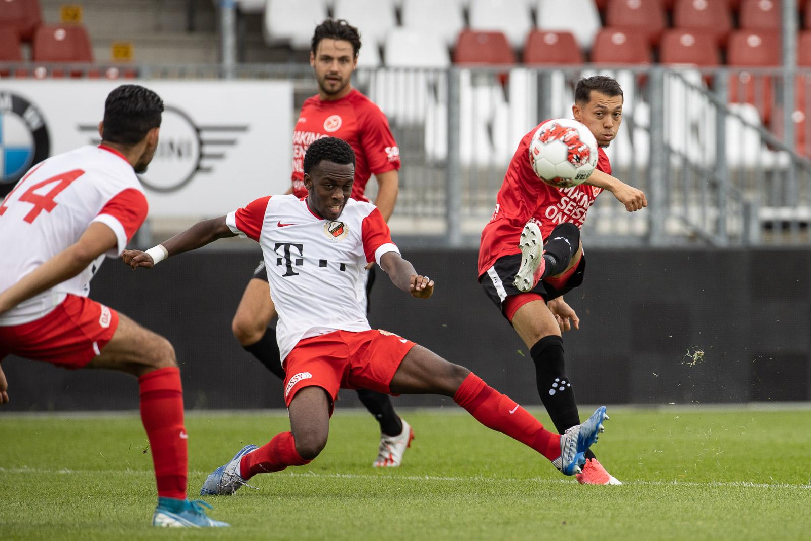 Hoop doet leven in de Domstad: Jong FC Utrecht – Almere City FC