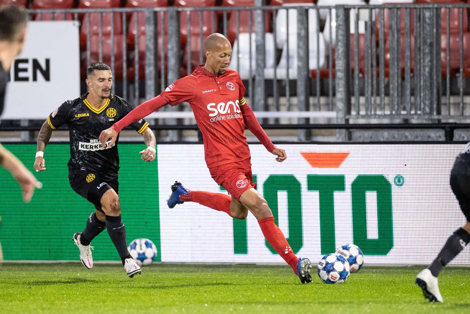 Koolwijk en Almere City FC ontbinden contract