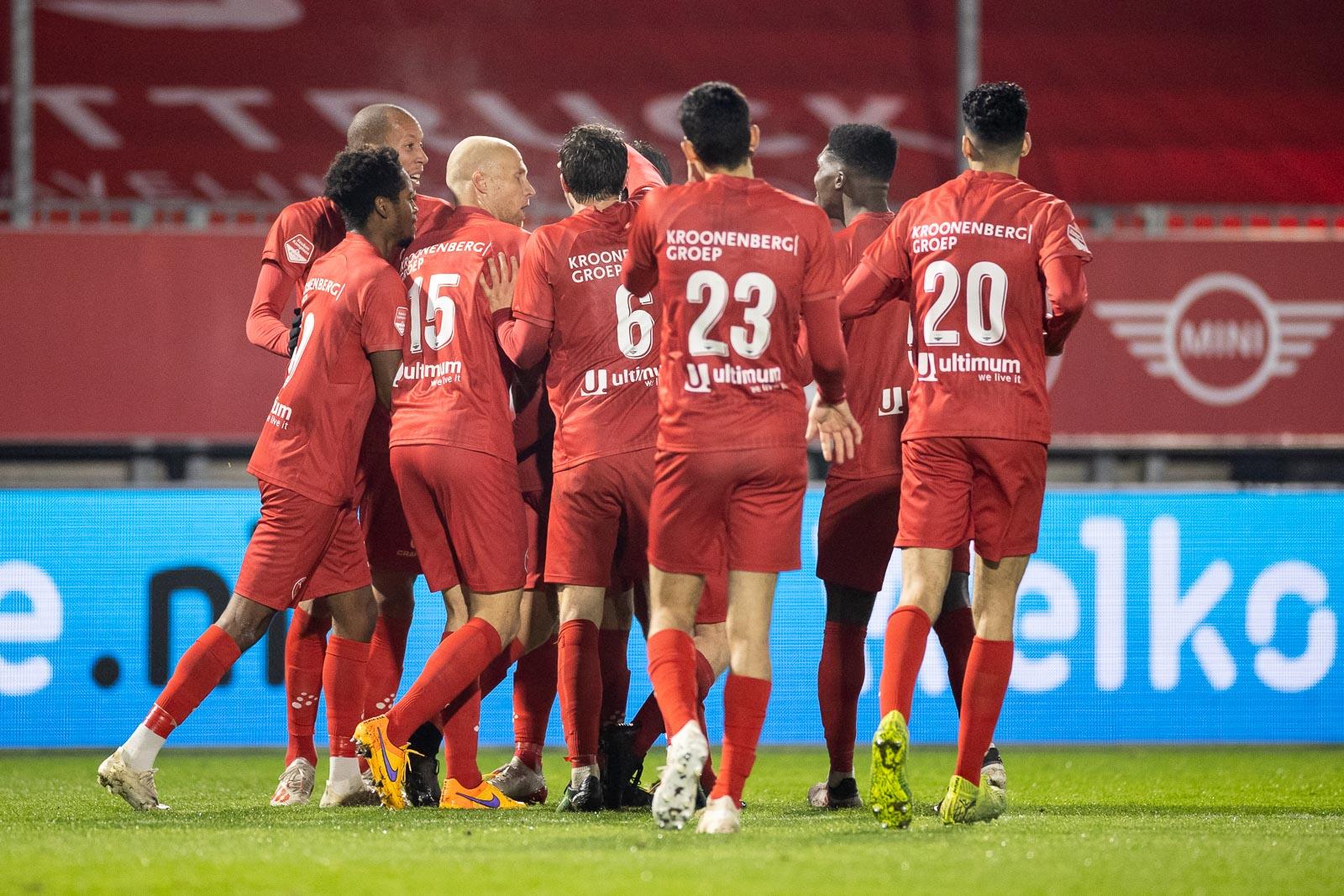 Ultimum en Almere City FC verlengen partnership tot 2024