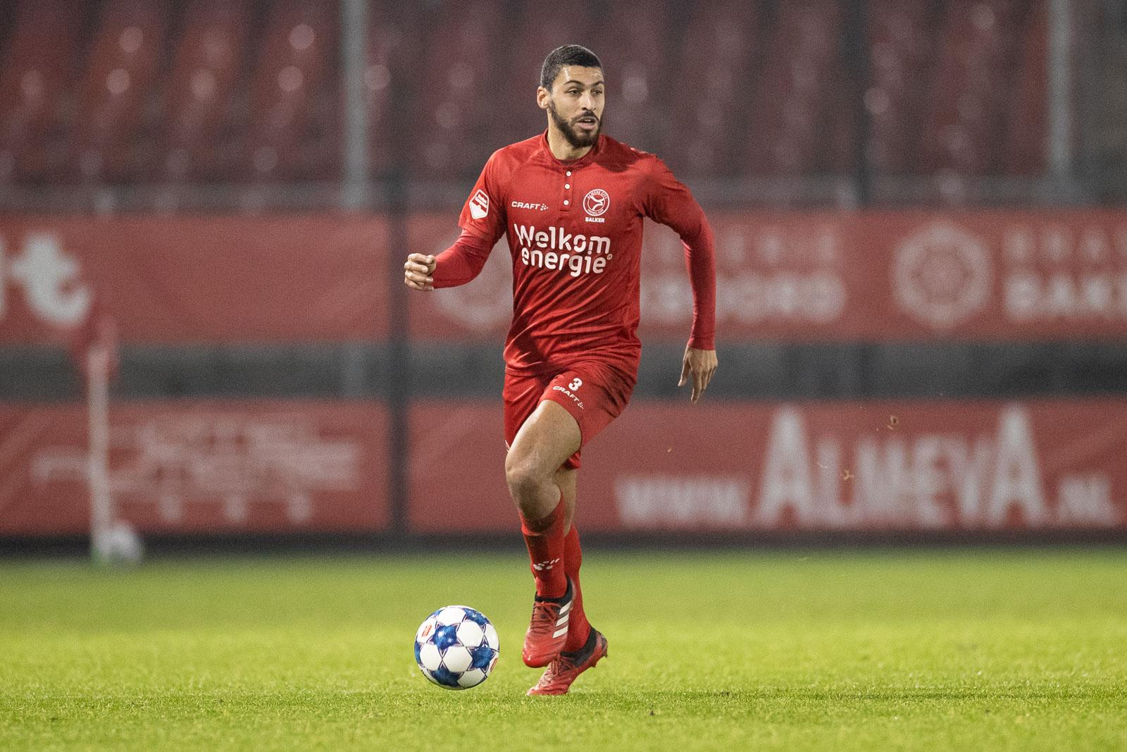 Balker maakt seizoen af bij Almere City FC