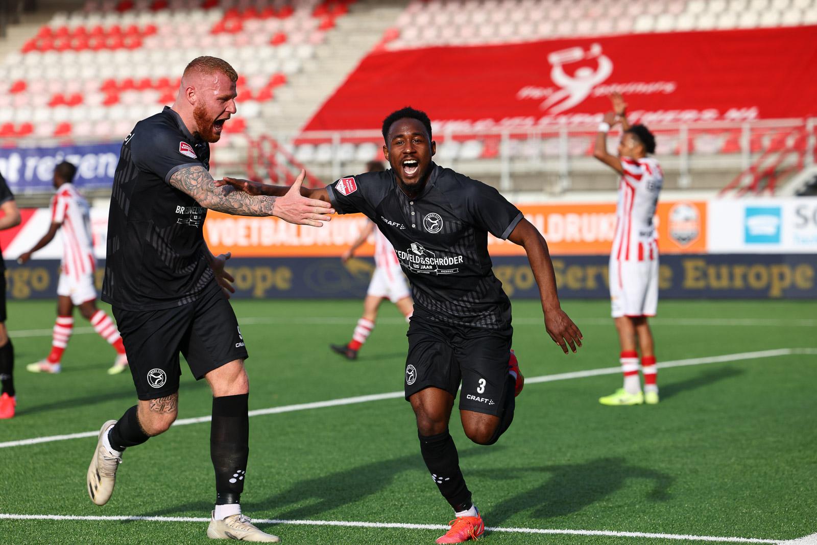 Almere City FC vindt vaccin tegen verlies