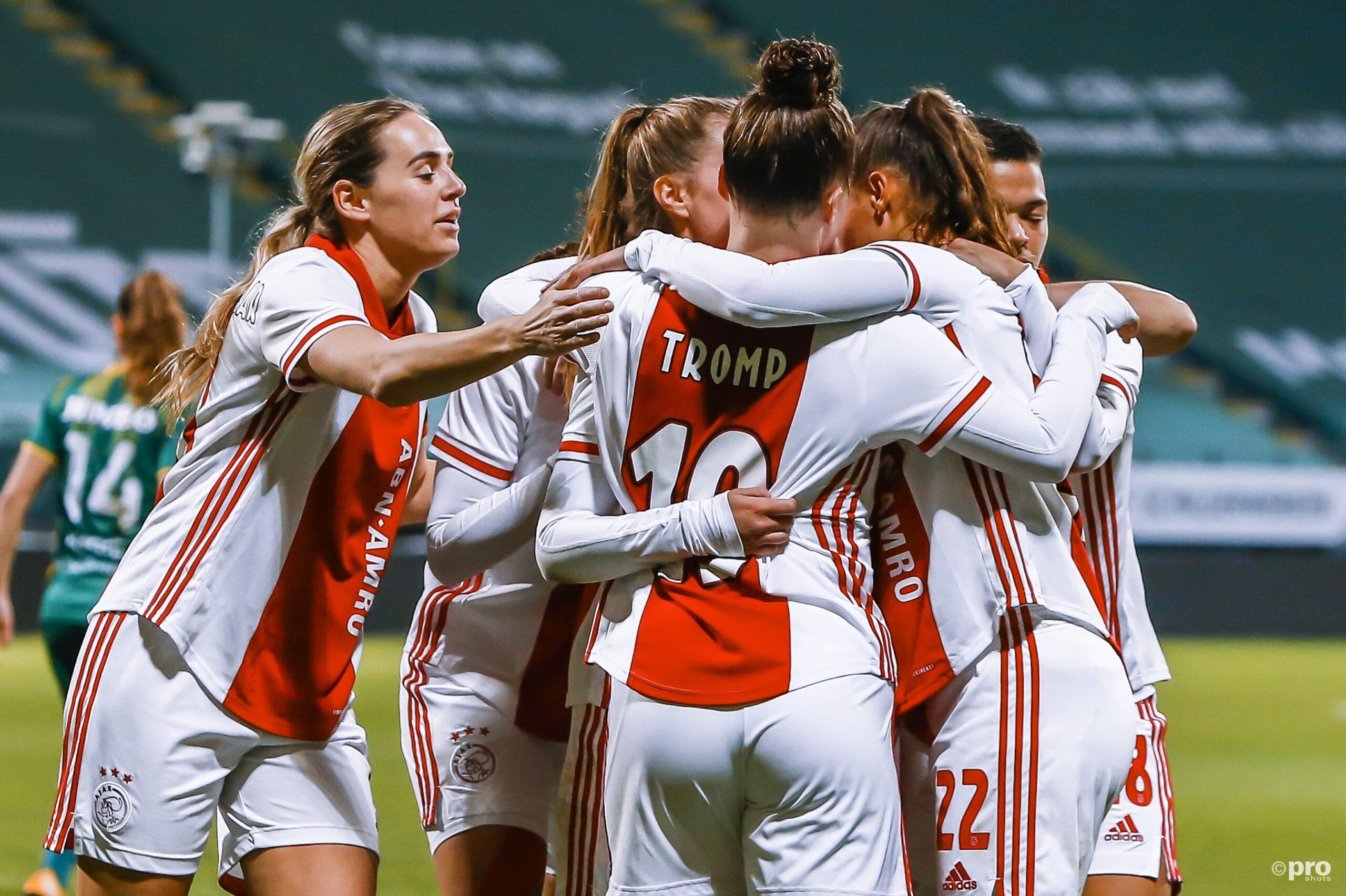 TOTO KNVB Bekerfinale Vrouwen in Yanmar Stadion