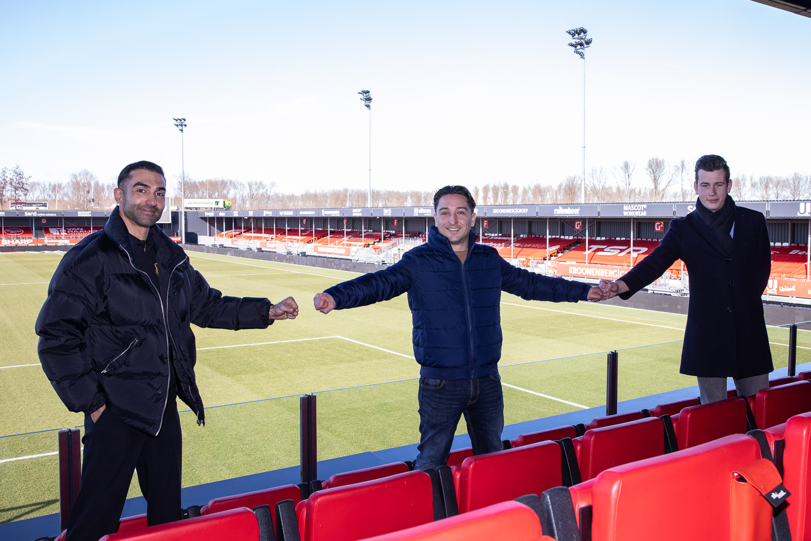 Agil Etemadi neemt voortouw in Young Business Club