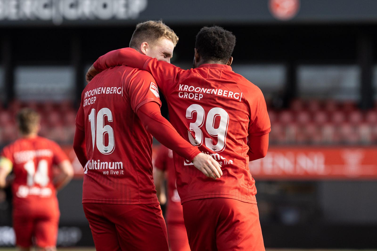 Almere City FC wil meer lichtpuntjes tegen FC Eindhoven