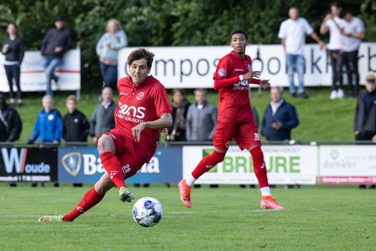 Update: Oefenprogramma Almere City FC