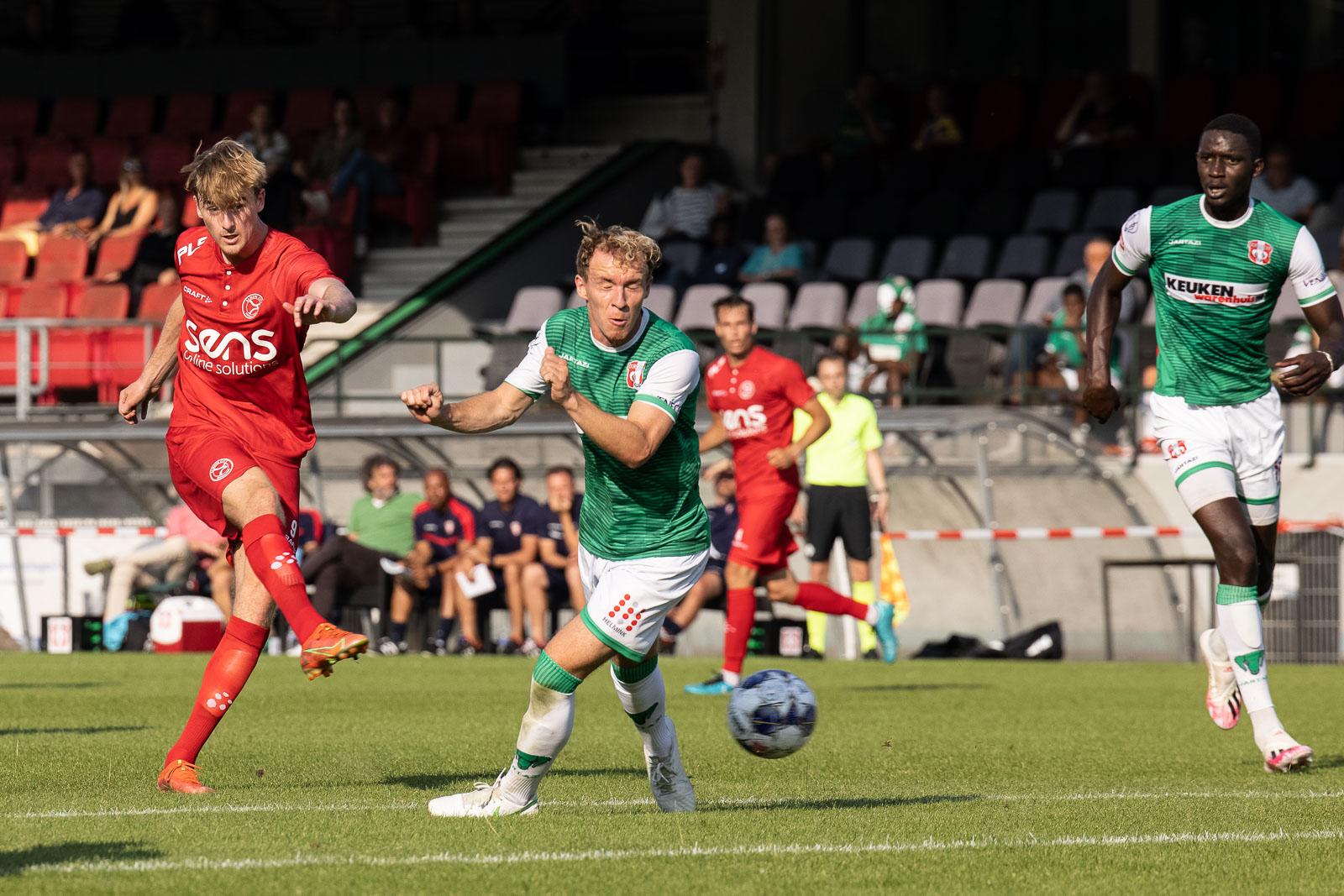Almere City FC – FC Dordrecht