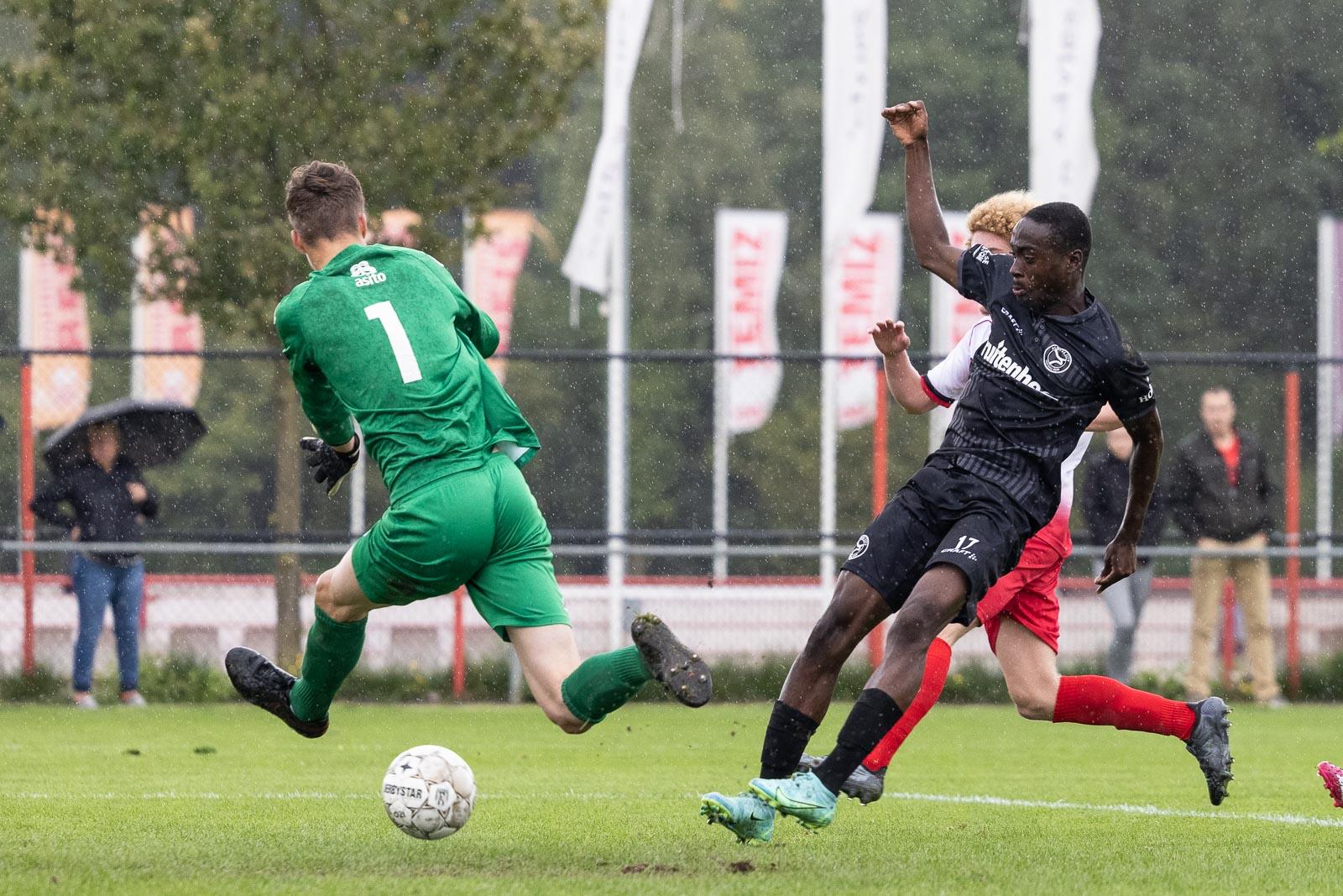 Eredivisiedroom O21 gaat verder tegen SC Heerenveen