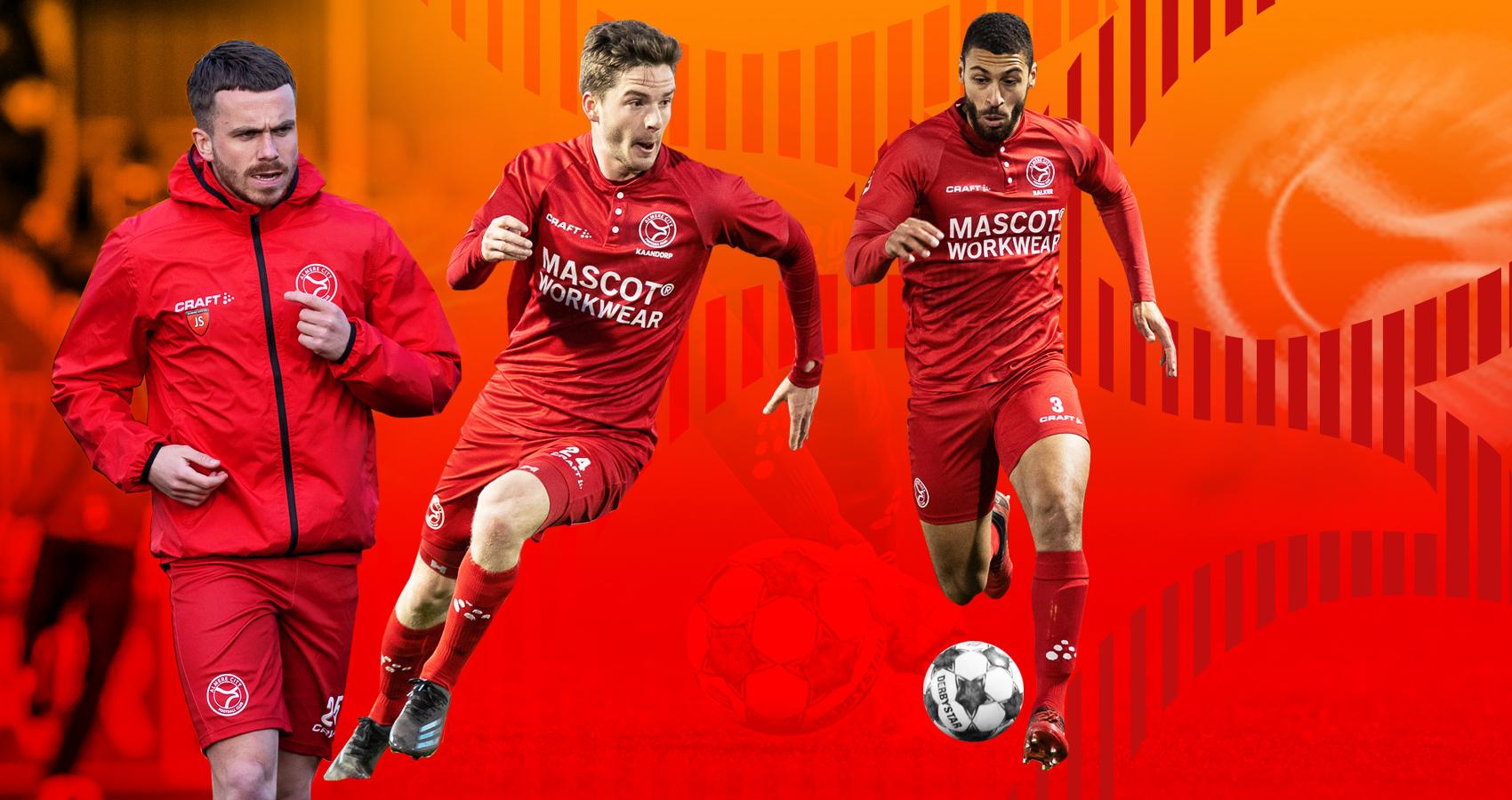 Opnieuw Online Koningdagskleed bij Almere City FC