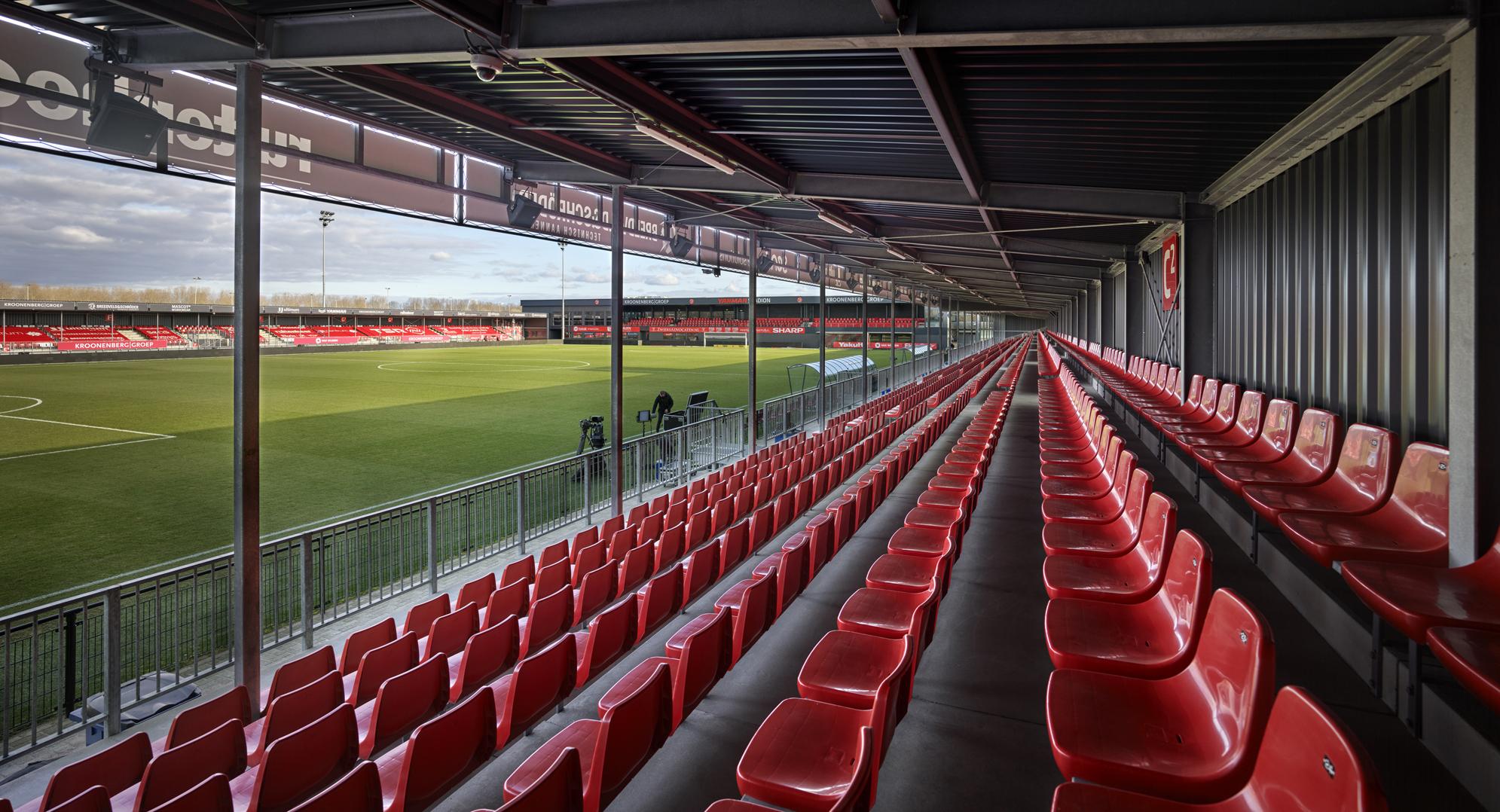 Scenario's voor verlengen Almere City FC seizoenkaarten