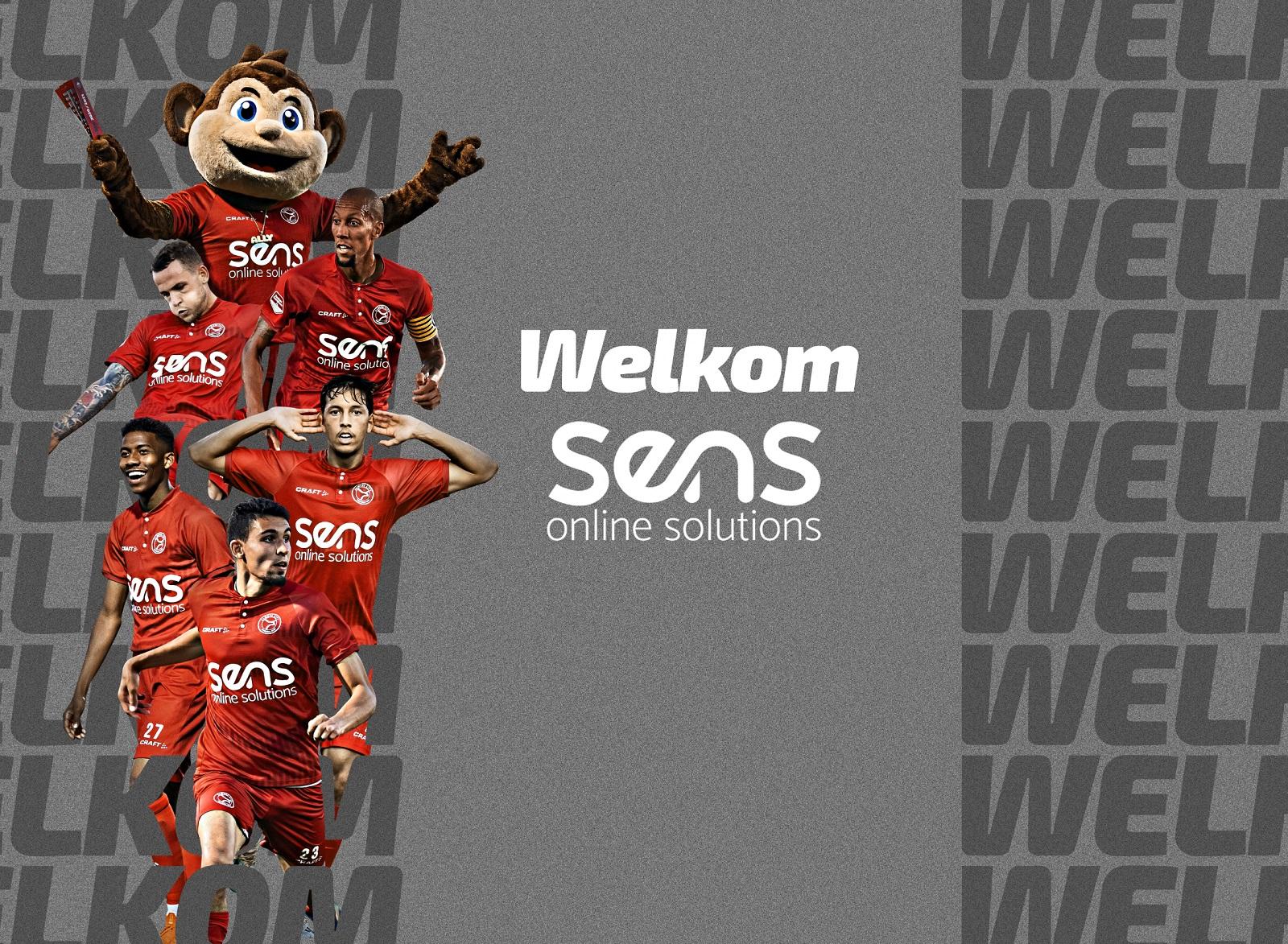 Almere City FC met SenS Online Solutions voorbereiding in