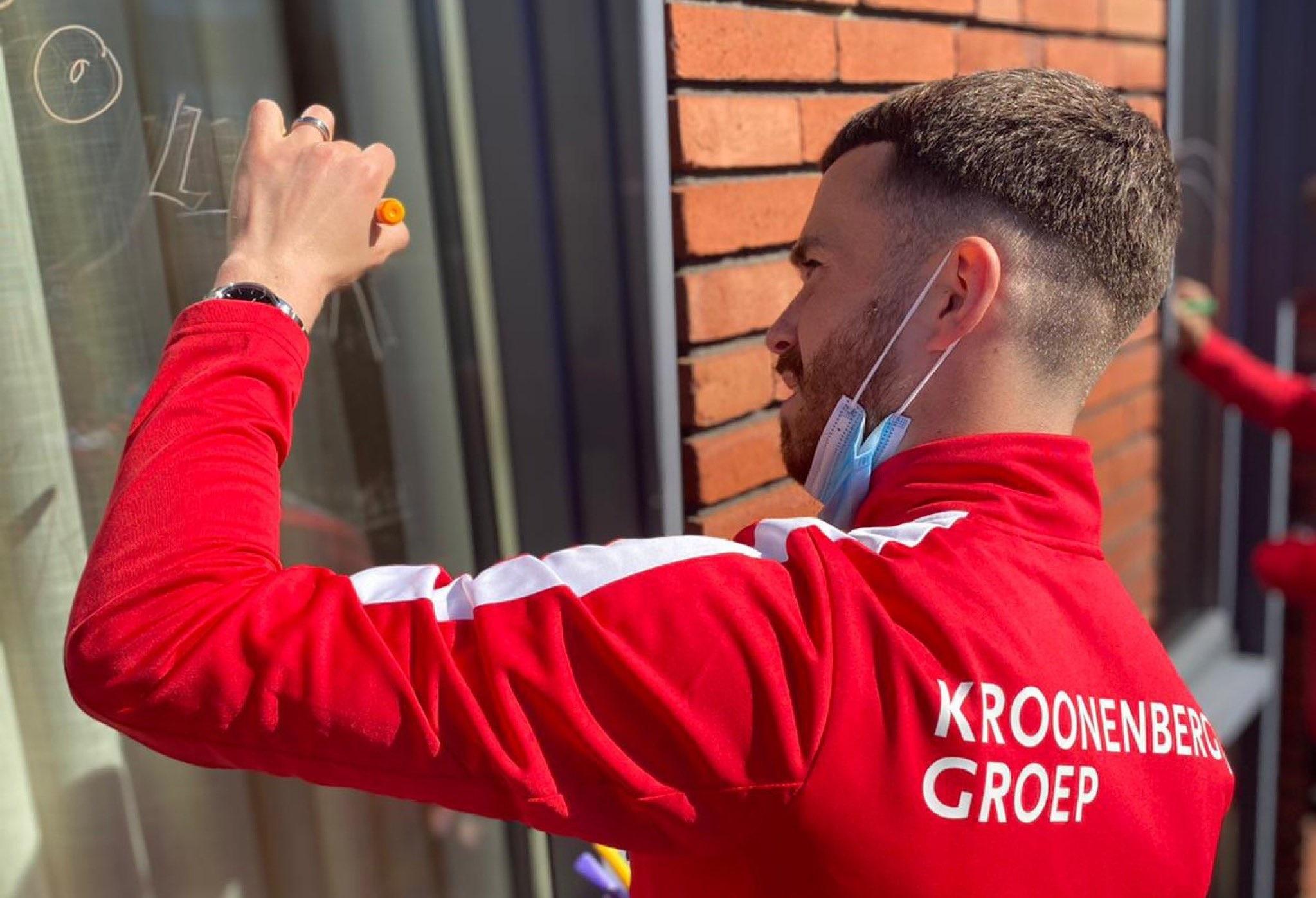 Weer fleurrijke paasacties van selectie bij zorgcentra Almere